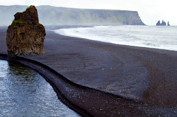 Iceland South Shore Day Tour from Reykjavik: Seljalandsdfoss   Skogafoss   Black Sand Beach