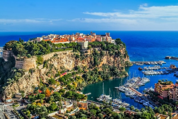11-Day European Vacation: Rome | Monte Carlo | Rhine Valley | Amsterdam