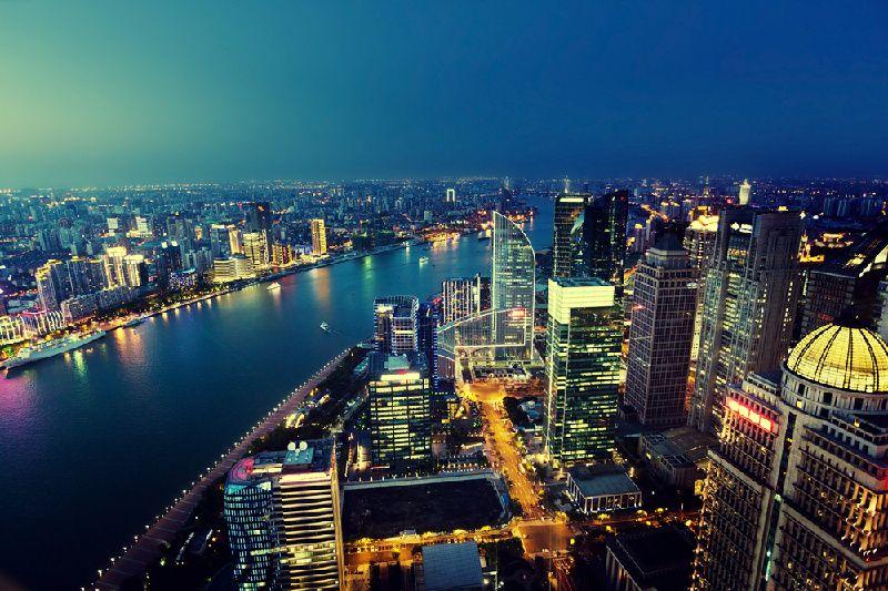 Shanghai Night Tour w/ Chinese Acrobatics Show