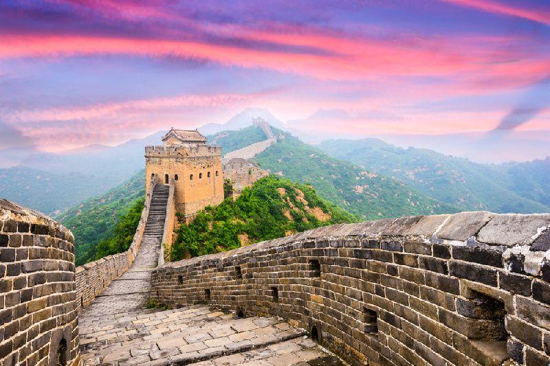 Jinshanling Great Wall Hiking Tour from Beijing