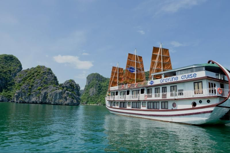 2-Day Exotic Halong Bay Cruise W/ Cooking Class & Morning Tai-chi
