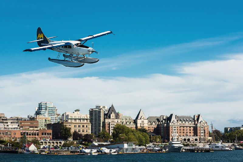 Victoria Fly 'n' Drive Airplane Tour
