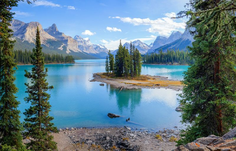 3-Day Classic Canadian Rockies Tour From Calgary