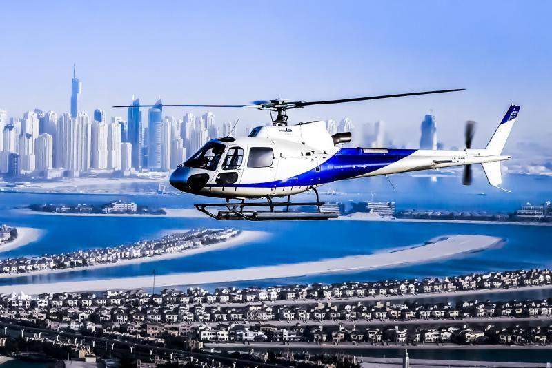 Stunning Dubai Helicopter Tour