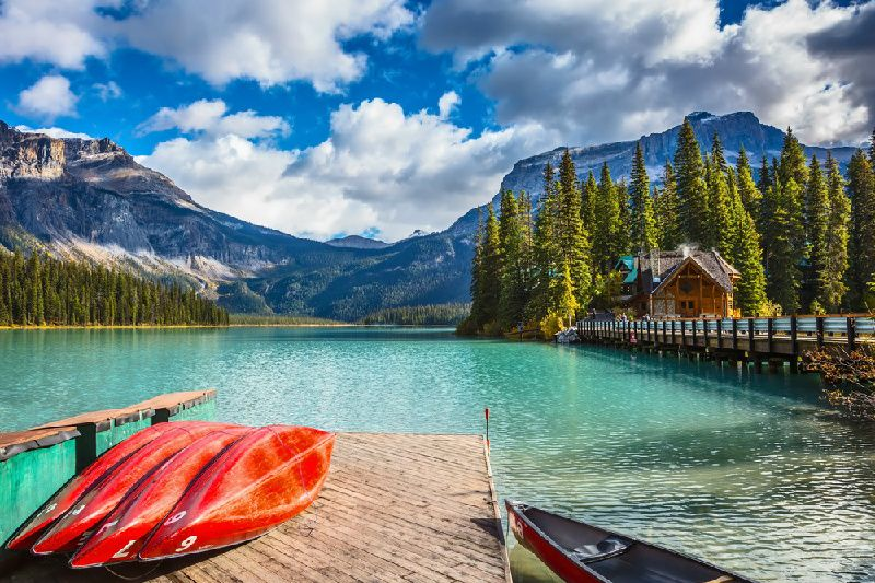 2-Day Stunning Canadian Rockies Tour From Calgary
