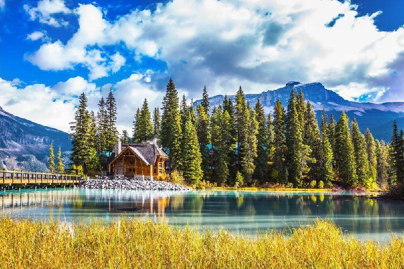 Yoho National Park & Moraine Lake Day Trip From Calgary