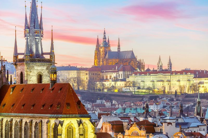 23-Day European Vacation Package: Madrid to Prague