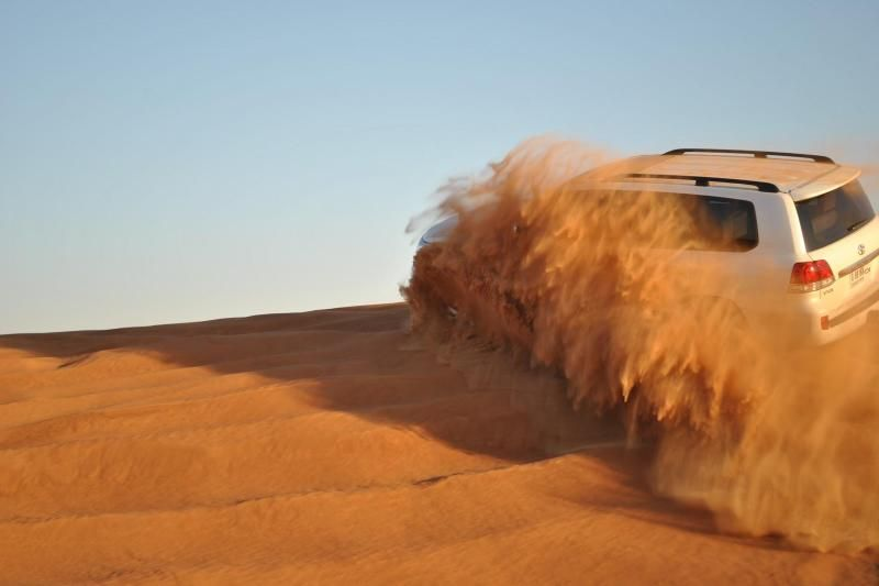 Dubai Desert Safari by 4X4 W/ BBQ Dinner