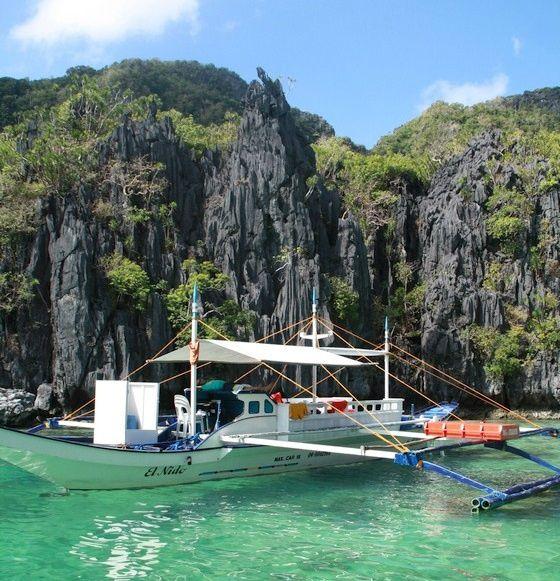 El Nido Island Hopping Cruise A