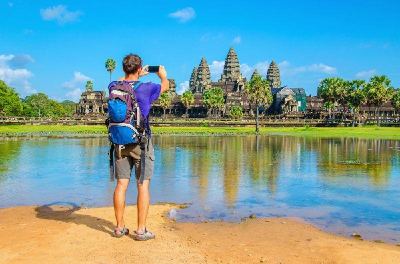 In-depth Angkor Wat Tour W/ Balloon Ride & Khmer Dinner