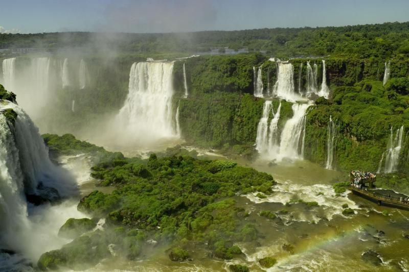 3-Day Iguazu Falls Tour - Both Sides!
