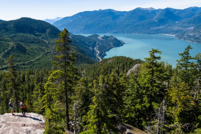Private Sea to Sky Tour From Vancouver