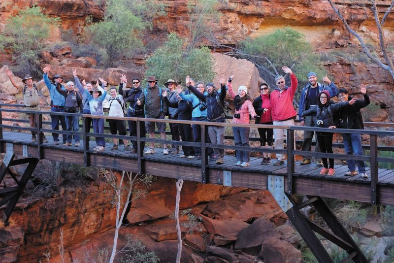 4-Day Red Centre Adventure