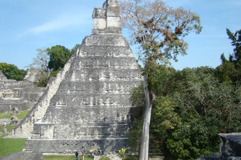Tikal Tour From Flores With Lunch