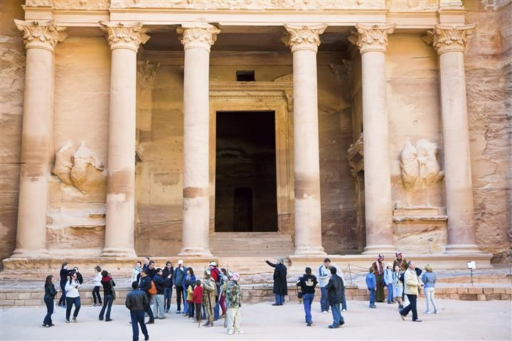 Petra Tour From Jerusalem W/ Round-trip Flights from Tel Aviv