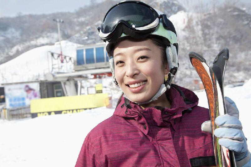 Jihua Changshou Mountain Ski Resort Admission & Transfer
