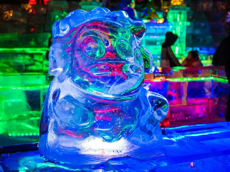3-Day Harbin Snow & Ice Festival Holiday Package W/ Yabuli Ski Resort Package
