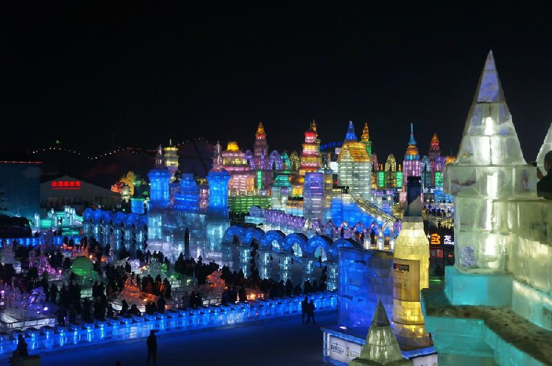 2-Day Harbin Ice and Snow Festival Tour Package