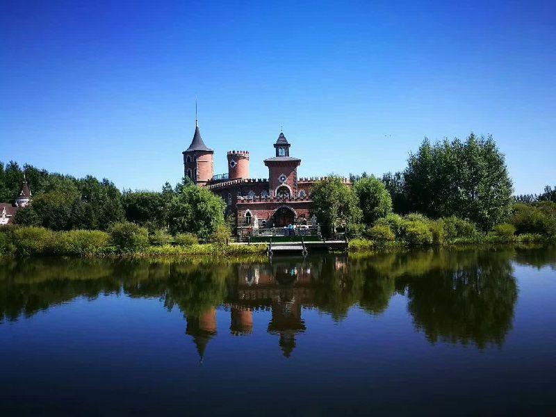 5-Day North China Winter Tour: Harbin & Volga Manor