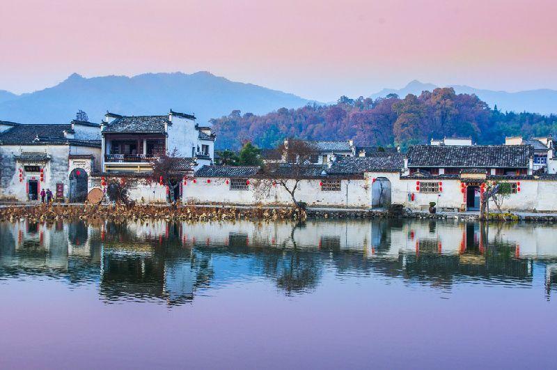Hongcun and Nanping Day Tour