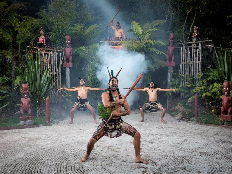 Tamaki Cultural Experience and Hangi Dinner