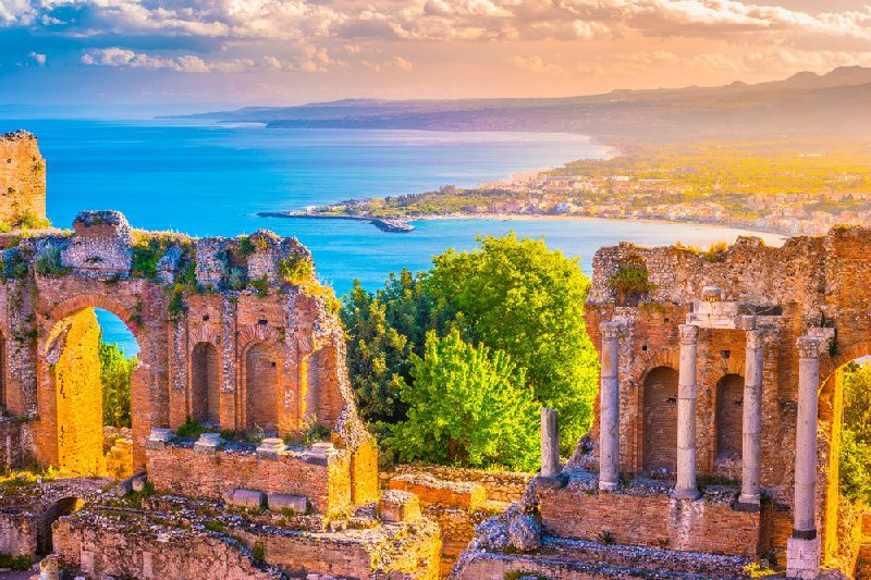 7-Day Southern Italy Tour with Sicily: Rome to Palermo