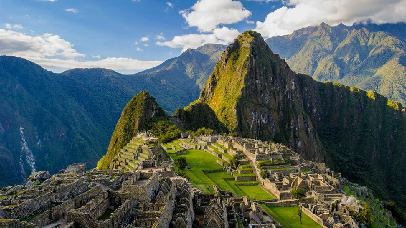 7-Day Trek Along the Inca Trail to Machu Picchu