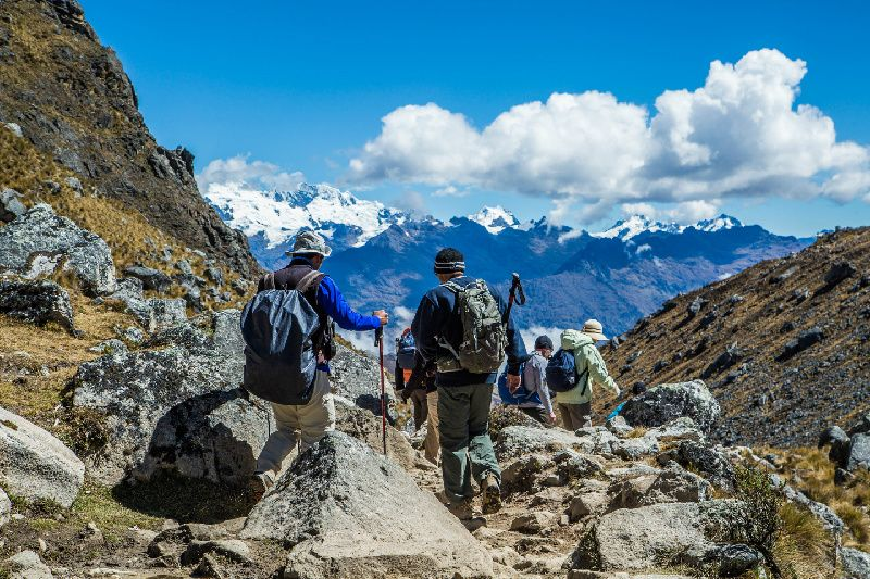 8-Day Ultimate Salkantay Trek to Machu Picchu