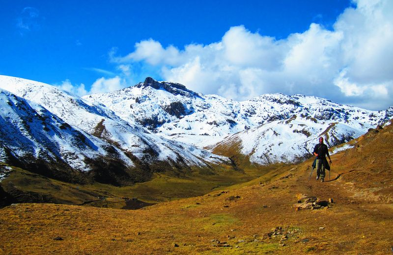 7-Day Lares Valley Trek to Machu Picchu