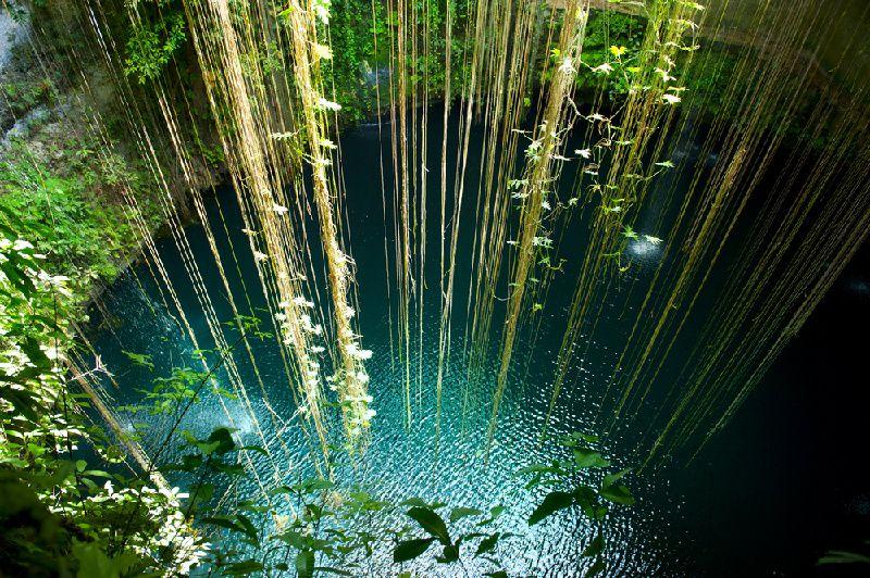 Chichen Itza Tour W/ Cenote Ikkil & Izamal