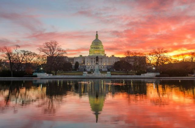 3-Day Bus Tour to Washington D.C., Philadelphia, Niagara Falls, Watkins Glen, Secret Caverns from New York/New Jersey