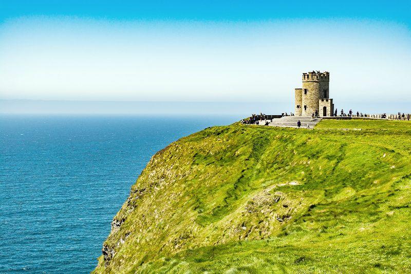 5-Day West Coast Ireland Adventure Tour from Dublin
