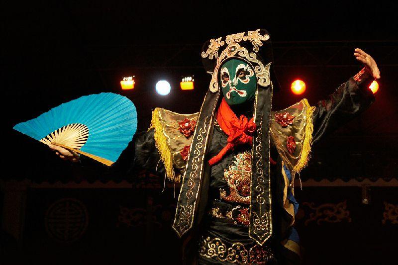 Beijing Opera Ticket at Liyuan Theatre