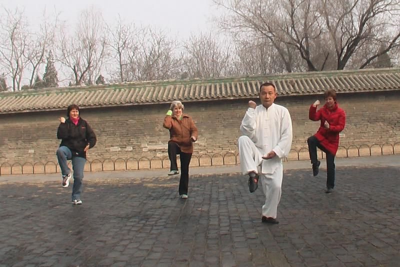Health and Leisure Day Tour: The Art of Tai Chi and Chinese Foot Massage