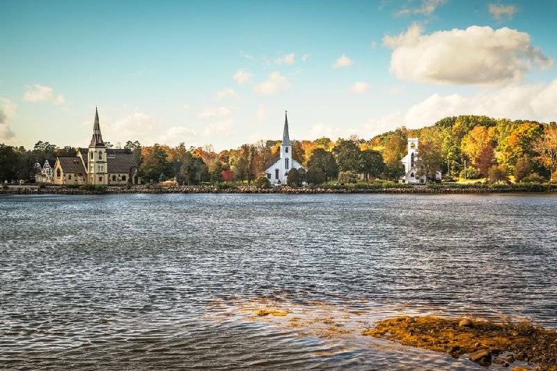 Lunenburg & Mahone Bay Day Trip from Halifax