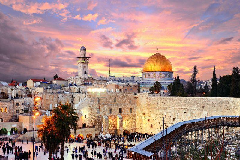 2-Day Jerusalem, Masada and the Dead Sea Tour