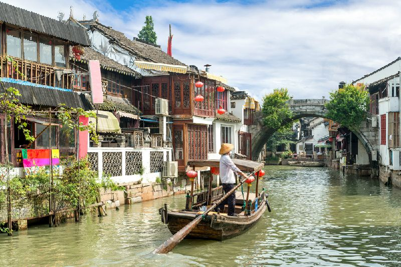 4-Day Private Shanghai Tour W/ Zhujiajiao