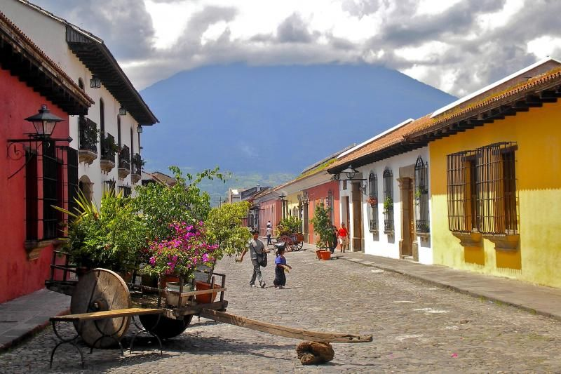 7-Day Survivor's Guatemala Tour Package