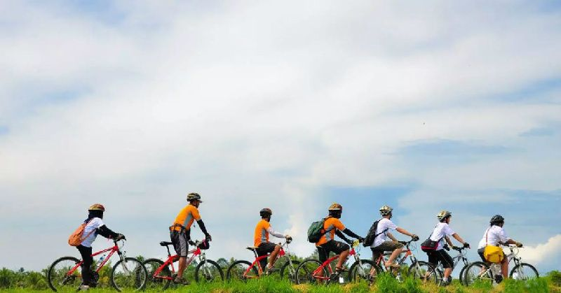 1-Day Bali Nature Biking Tour