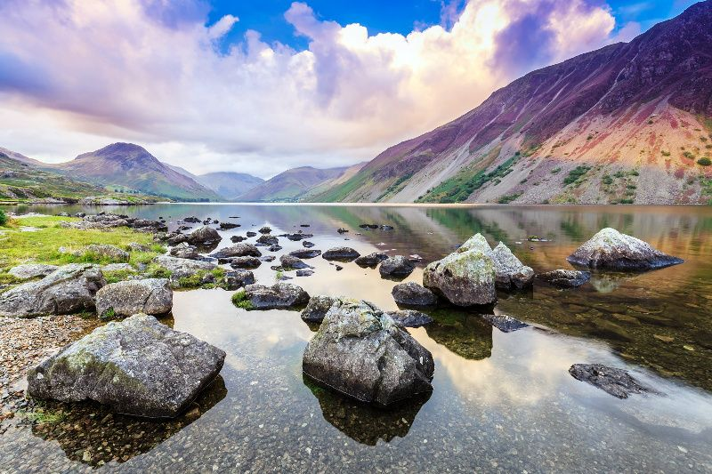 Lake District Mountain Passes Day Tour from Windermere