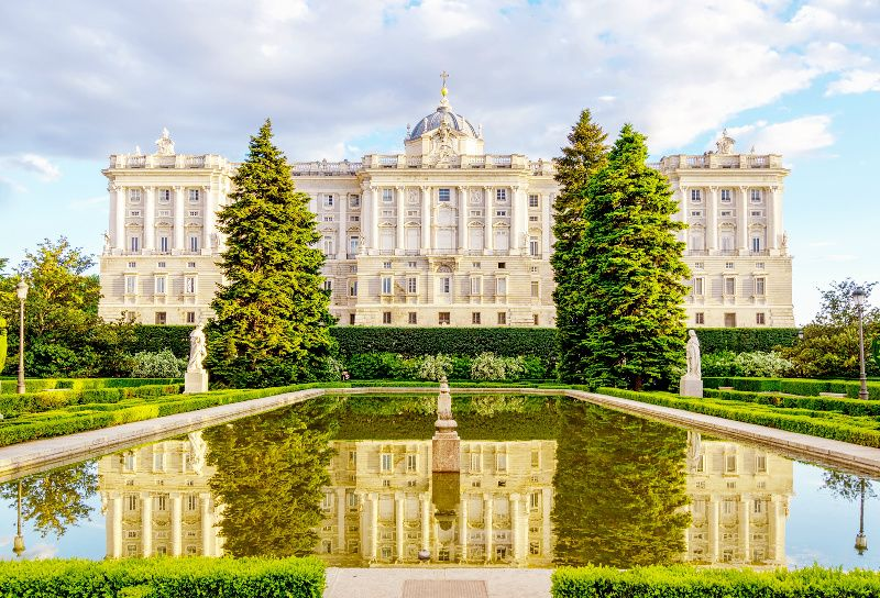 Royal Palace of Madrid Guided Tour // Skip the Line