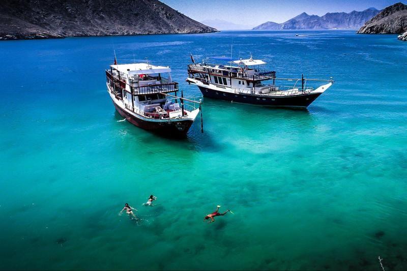 Musandam Sea Cruise Dibba
