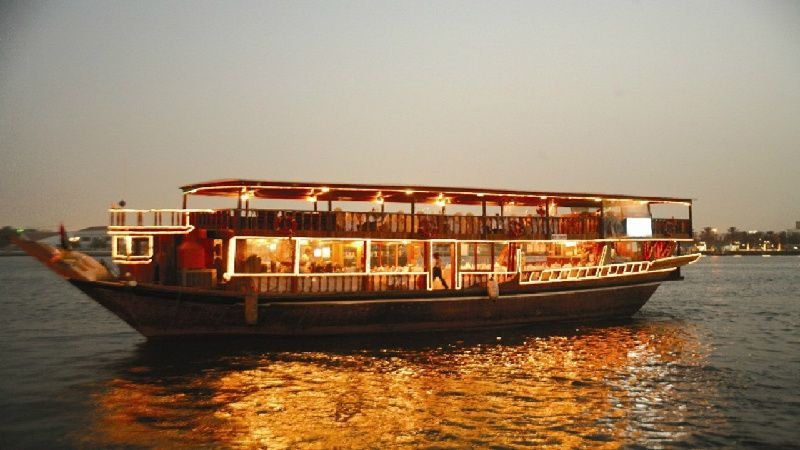 Sunset Dhow Cruise (2 hours)