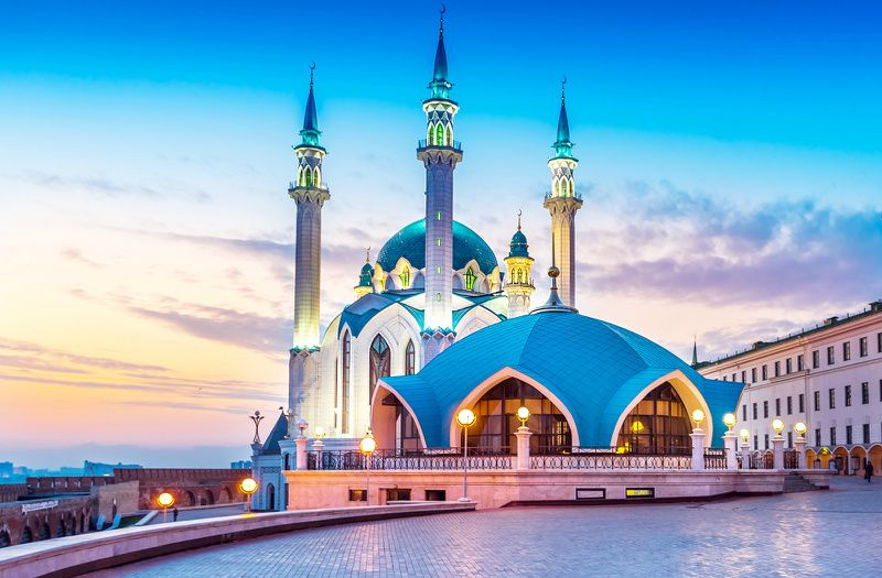 10-Day Russian Capitals Tour with Tatarstan