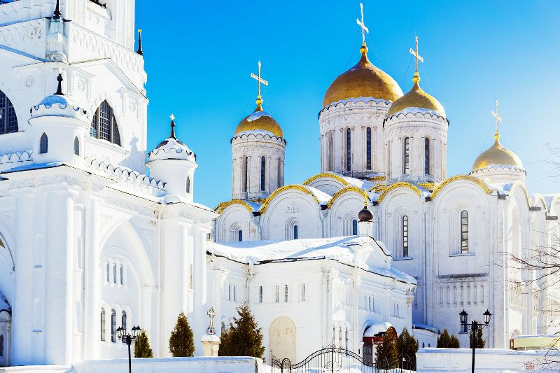 10-Day Russian Capitals and Golden Ring Tour