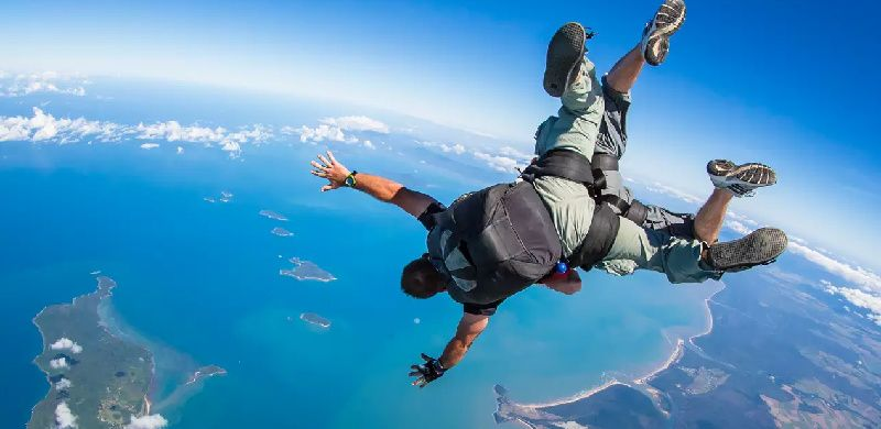 Skydive Cairns Spring