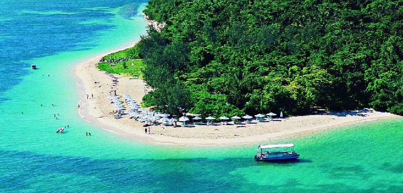 Cairns Reef Tours Full Day Green Island by Big Cat