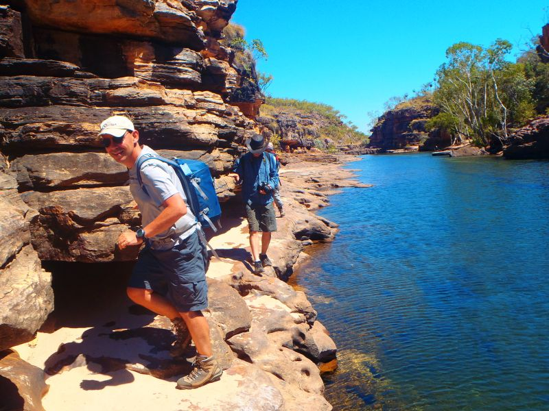 5-Day 4WD Kakadu/Koolpin Safari Day