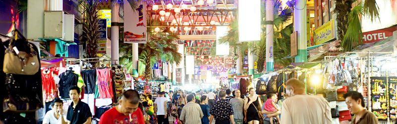Private Kuala Lumpur Night Market Tour including Buffet Dinner