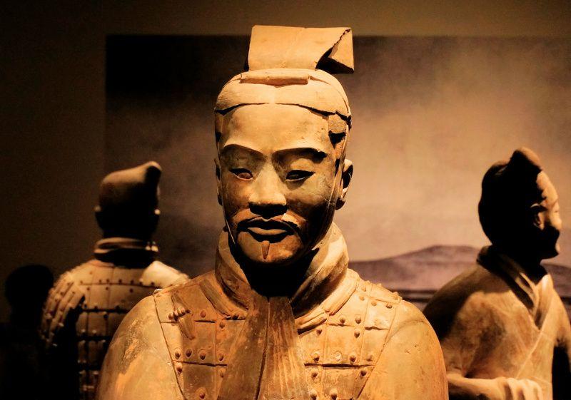 Xian Terracotta Army Bus Tour